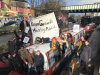 Photo of boater campaigners at Corbridge Crescent